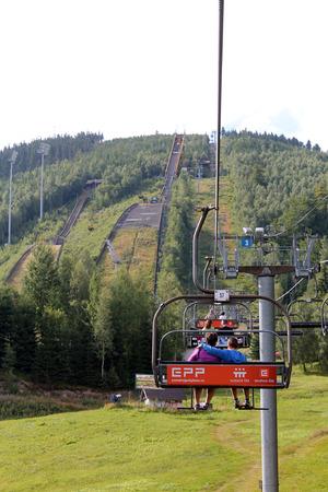 mountin: Harrachov Mountin View
