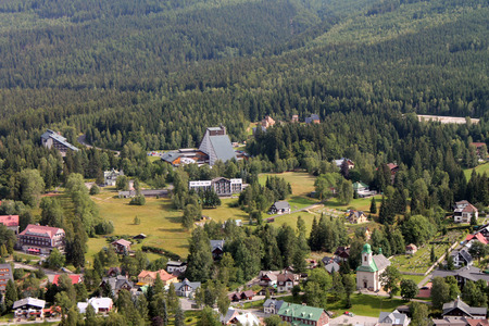 an overview: Harrachov Overview