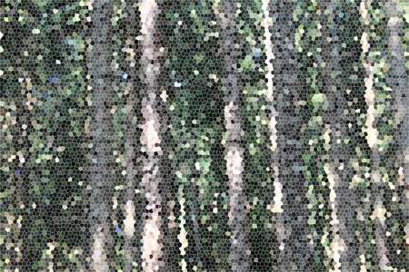 artictic: Artistic Stained Glass Forrest Trees Background