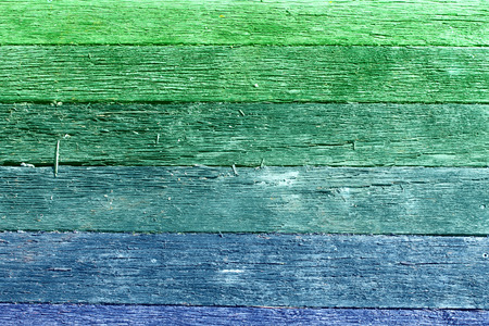 blue green background: Green Blue Wooden Background Stock Photo