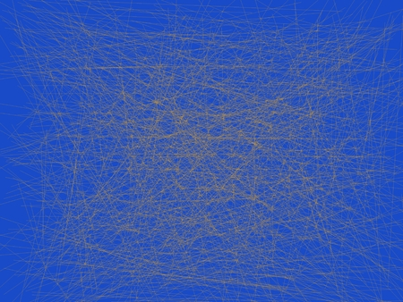 programmed: abstract background blue