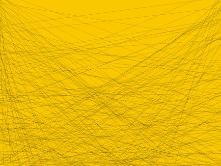 Artistic Background Yellow Lines