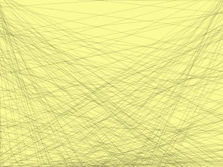 fondo artistico: Artistic Background Yellow Lines