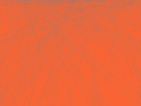 ornage: Artistic Lines Background Ornage