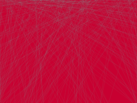fondo artistico: Artistic Background Red Lines