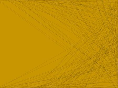 fondo artistico: Artistic Background Lines Brown