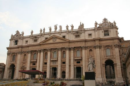 St. Peters Basilica (Rome - Italy)