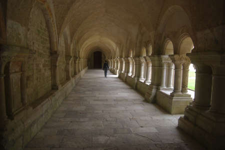 cloister: cloister in France