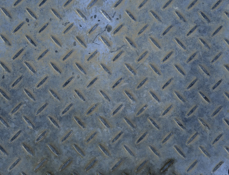 old rusty metal manhole cover abstract background