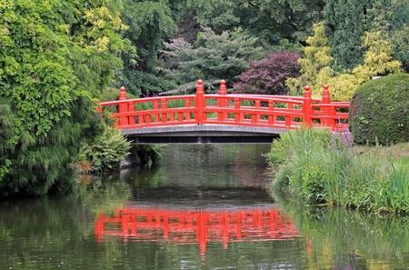 ponte giapponese: Red Bridge