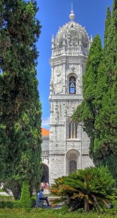 attraktion: Tower of the Jeronimos Monastery (Lisbon)