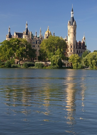 bundesgartenschau: Castle of Schwerin