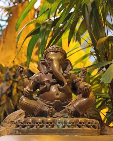 Hindu God Ganesh photo