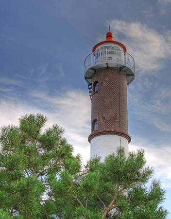 Lighthouse of Timmendorf (Island Poel, Germany)  photo