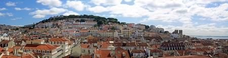 Panorama - lisbon Stock Photo - 12551730