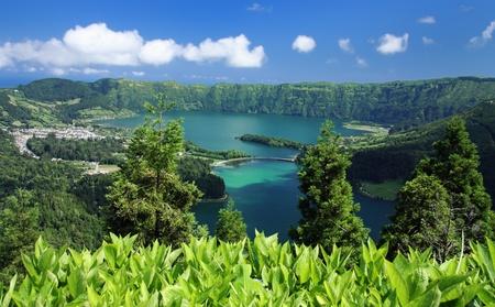 Viewpoint Vista do Rei at Sao Miguel (Azores)  03