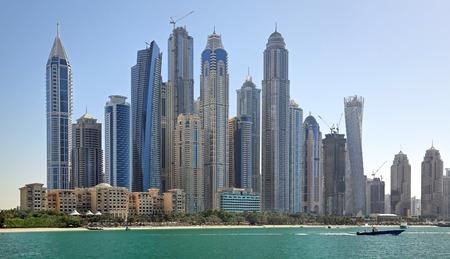 두바이 마리나 (아랍 에미리트)