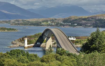 kyle: Skye Bridge - Isle of Skye, Scotland
