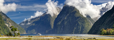Activities at Milford Sound - Fiordland, New Zealand