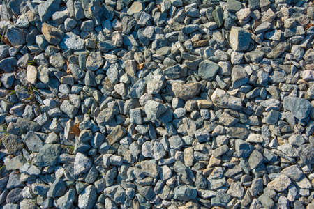small pebbles texture background. colorful stones. Background of small colorful sea pebbles texture