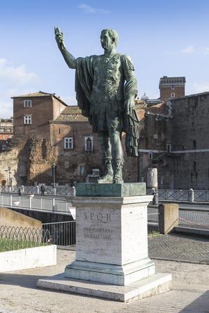 augustus: Emperor Nerva Caesar Augustus Germanicus, Rome, Italy