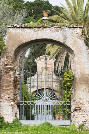 rom: Palatin, Rom, Italien