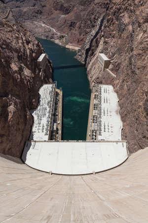 nevada: Hoover Dam, Boulder Dam, Arizona, Nevada, USA