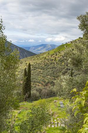 delphi: Delphi, Greece