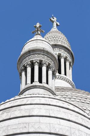 coeur: Basilique du Sacre Coeur, Paris, France