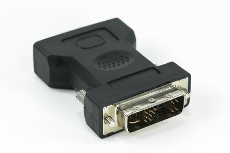 dvi: dvi to vga adapter