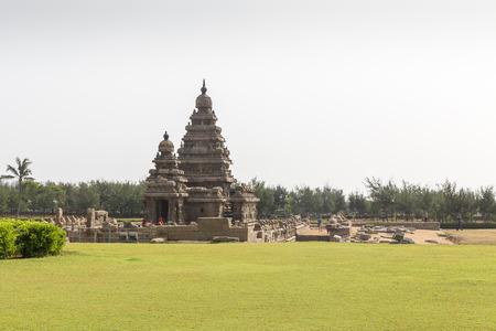 The Shore Temple, Mahabalipuram, Tamil Nadu, India