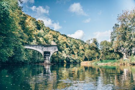 Gebroken brug in België