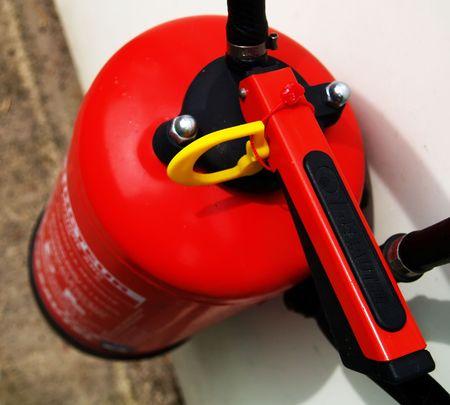 blazes: Red extinguisher