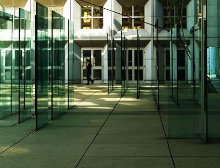 horizontals: Modern architecture