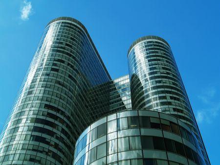 workspaces: Edificio moderno