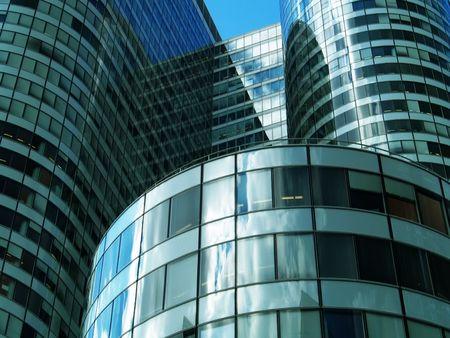 municipalities: Modern building