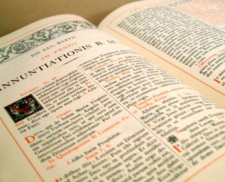 faiths: Holy Bible