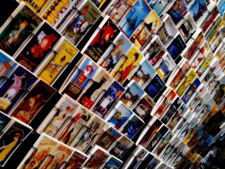 moltitudine: Moltitudine di cartoline