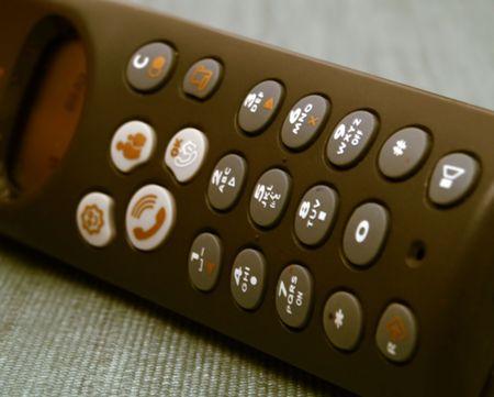 workspaces: Detalle de un tel�fono inal�mbrico