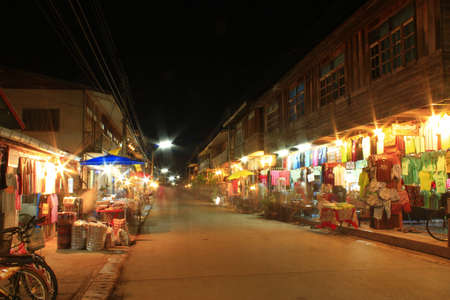 folkways: Chiang Khan City in Thailand