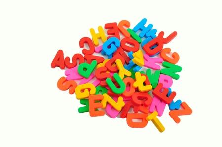 underlying: Underlying alphabet letters