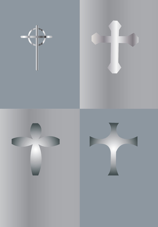 antiquities: different designs of the cross