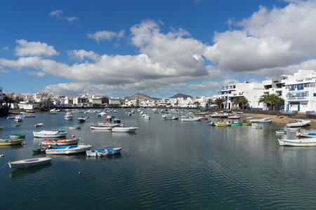 manrique: A man-made lagoon used by fishermen and redesigned by Cesar Manrique.