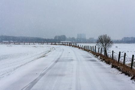 vogelspuren: Walking when it snows is a lovely experience