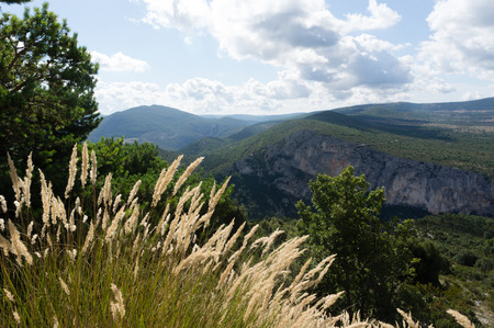 ridges: Route of the Ridges, a beautiful route to drive with great views all around.
