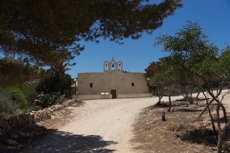 catholic chapel: A tiny Roman Catholic chapel dedicated to the Sacred Family Upon its Return from Egypt is located above Santa Marija Bay.