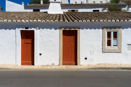 portugese: Typical Portugese houses, making walking down a street very pleasant.