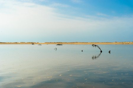 formosa: Fabrica, one of the most unspoiled spots in the East Algarve region.