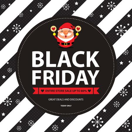 Black Friday Affiche Vente Banque d'images - 46483636