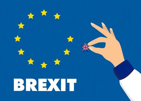 Brexit Banque d'images - 59636508